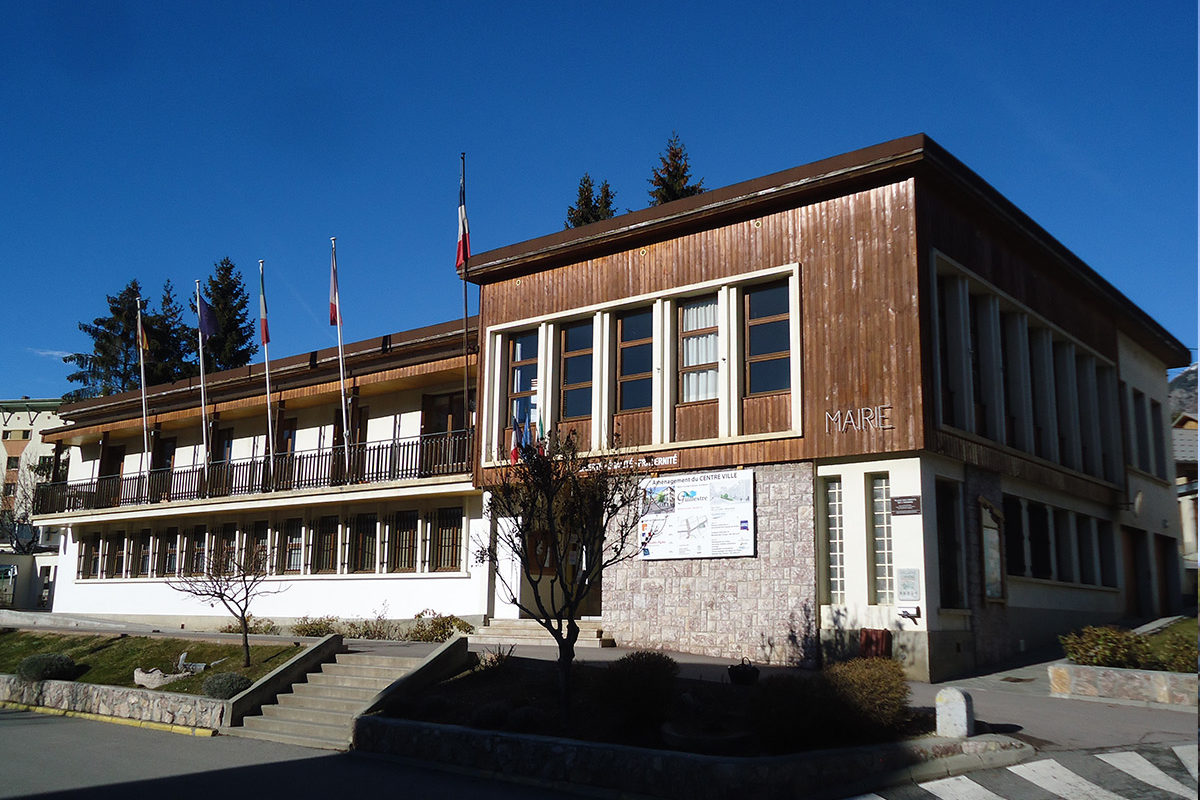 Mairie de Guillestre (05)